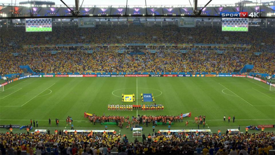 کلیپ بازی بین اروگوئه جام جهانی برزیل 2014 کیفیت 4K ULTRA HD