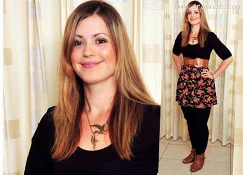 این خانم با تغییر اندام خود همه را مبهوت کرد! +عکس