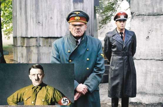 بازیگرانی در نقش بزرگان تاریخ +تصاویر