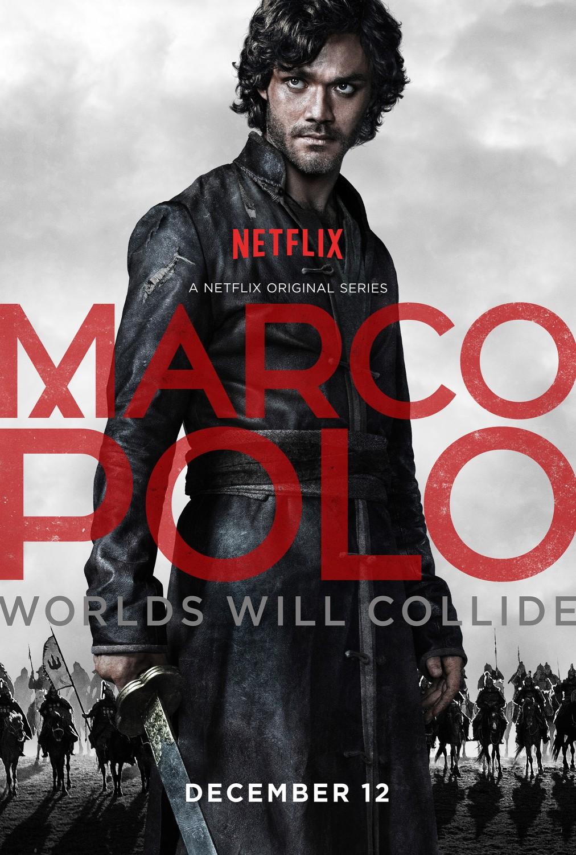 دانلود سریال Marco Polo فصل اول