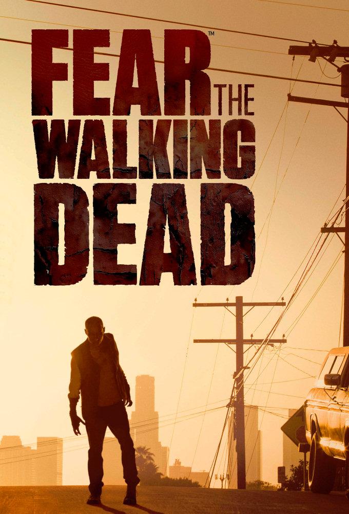 دانلود سریال Fear the Walking Dead فصل اول