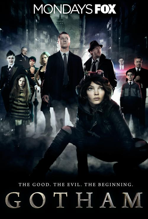 دانلود سریال Gotham فصل دوم