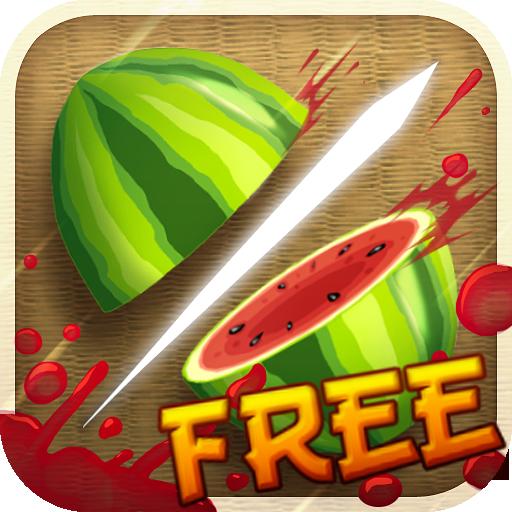 بازی بسیار زیبا و فوق الهاده جالب  نسخه اندروید - Fruit Ninja