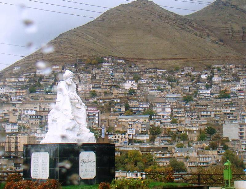بارش باران در پاوه به 66 میلی متر رسید / پاوه بیشترین بارش استان