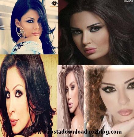 دانلود مجموعه 5آهنگ زیبای عربی