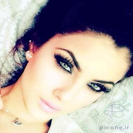 مدل های جدید و زیبای آرایش دخترانه