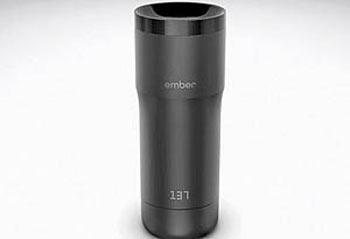 کنترل دمای نوشیدنی با لیوان هوشمند
