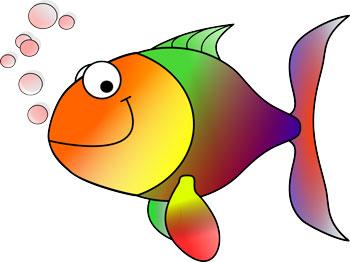 داستان کودکانه: ماهی رنگین کمان و دوستانش