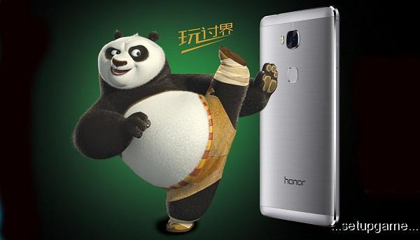 هواوی گوشی Honor 5X را معرفی کرد، با دیدن خصوصیات و برچسب قیمت تعجب نکنید!
