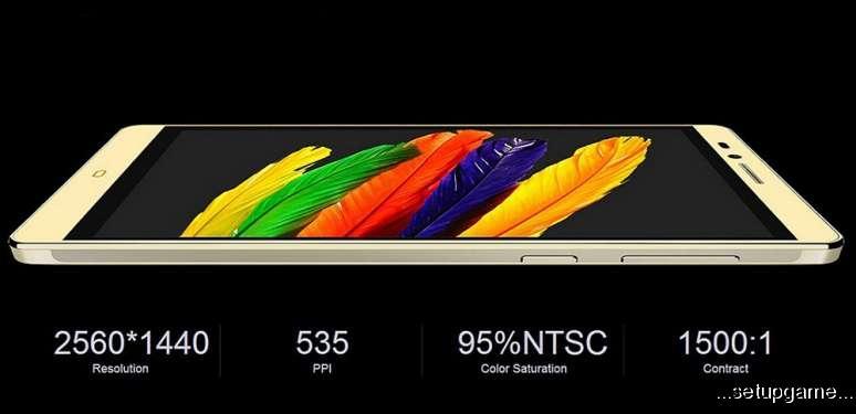 ساندویچ چینی: پنل QHD، دوربین 21 مگاپیکسلی و چیپ ست 2.2 گیگاهرتزی تنها برای 290 دلار!