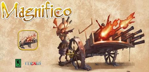 Magnifico v1.1 + data - بازی استرتژی اندروید