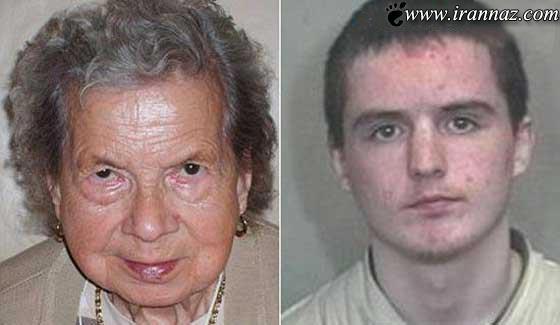 تجاوز وحشیانه یک پسر 21 ساله به پیرزن 95 ساله (عکس)