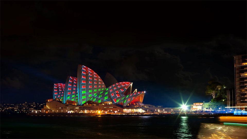 دانلود کلیپ LG-OLED-Sydney مناظر دیدنی شهر سیدنی با کیفیت 4K ULTRA HD