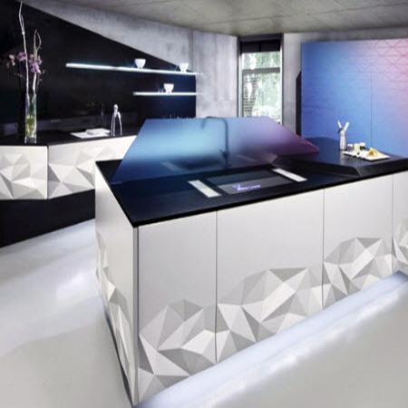 مدل دکوراسیون آشپزخانه و کابینت