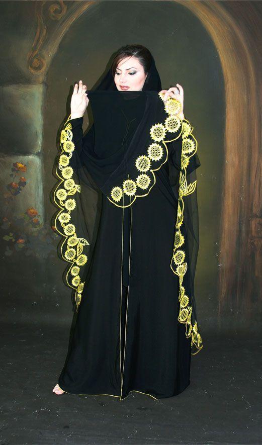 مدل های جديد عبا و مانتو عربی زنانه 2016