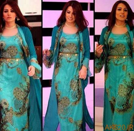 جدیدترین لباس های کردی زنانه +عکس های