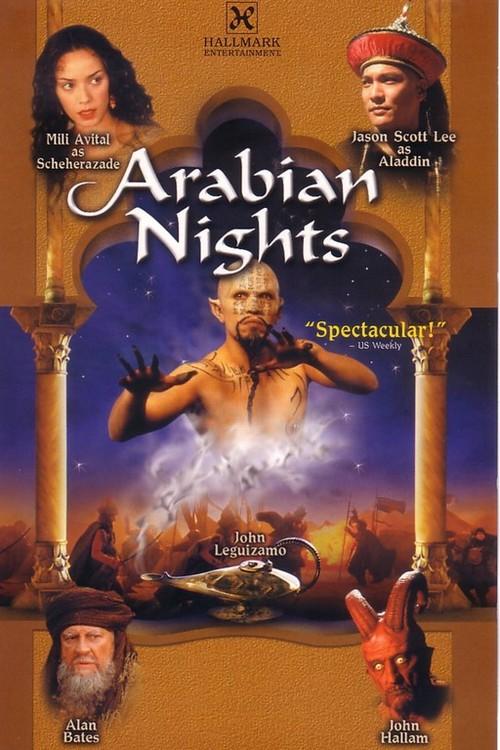 دانلود فیلم Arabian Nights 2000 قصه های هزار و یک شب دوبله فارسی