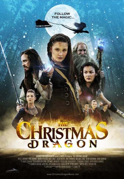 دانلود فیلم کریسمس اژدها The Christmas Dragon 2014