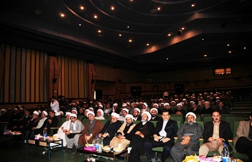 همایش نفی خشونت از دیگاه اسلام در شهرستان مهاباد برگزار شد