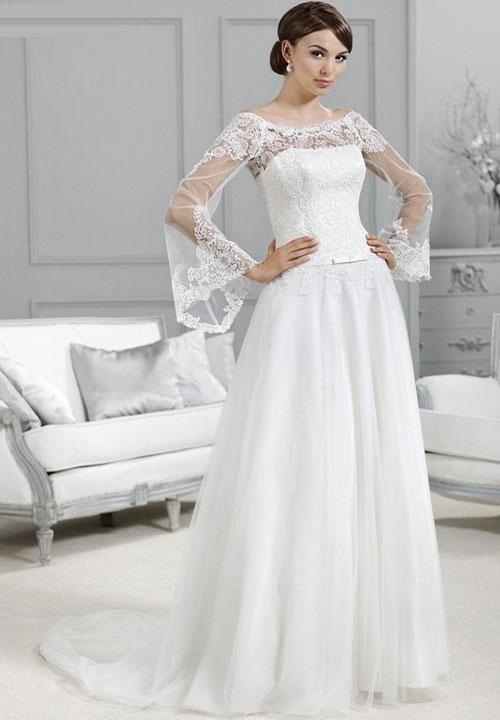 مدل های شیک لباس عروس مد سال 2016