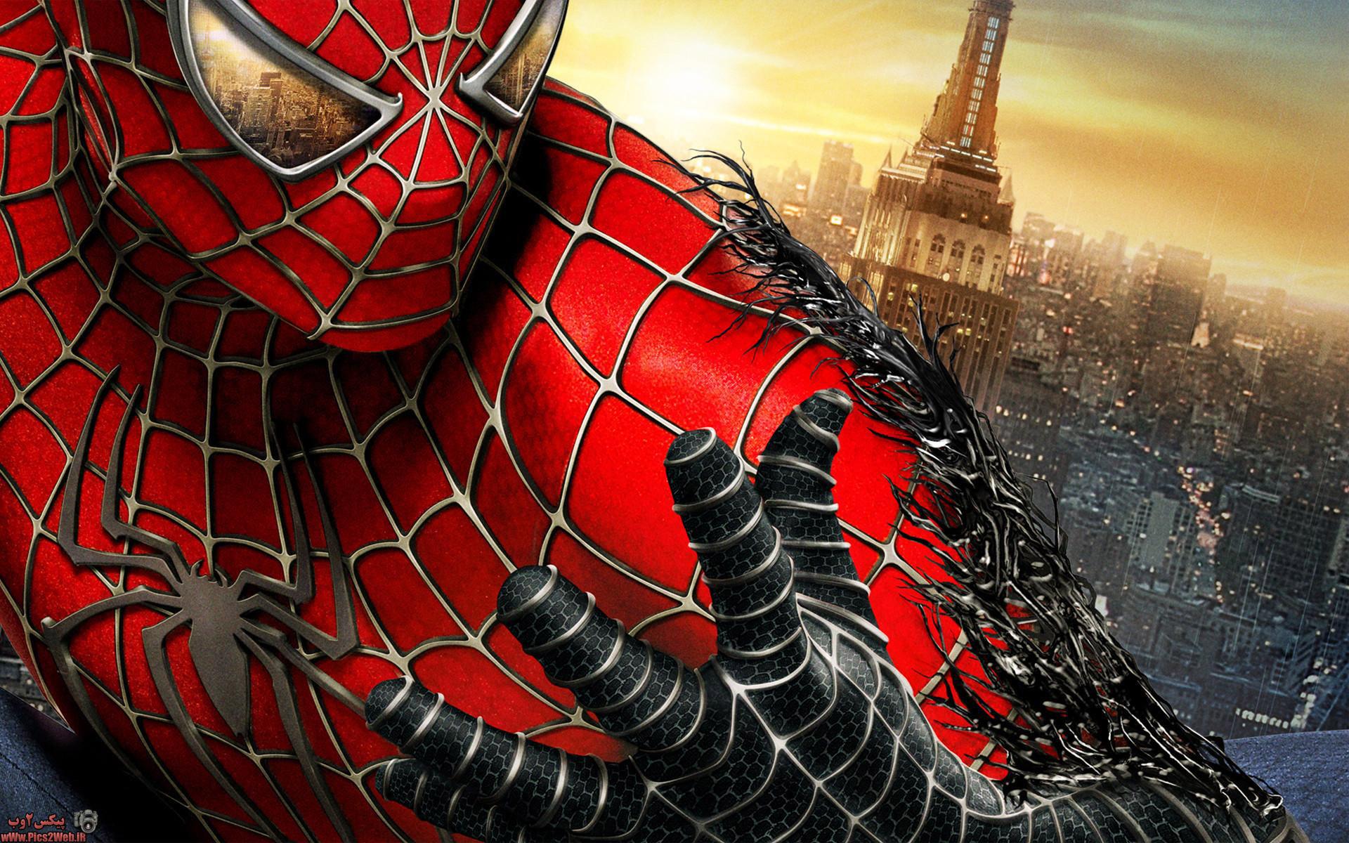 عکس مرد عنکبوتی(1)