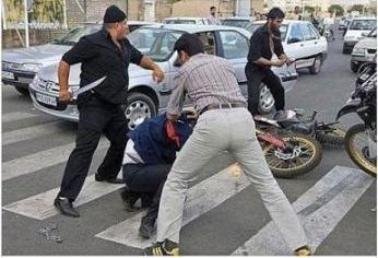 انهدام باند زورگیران 18 ساله در تهران