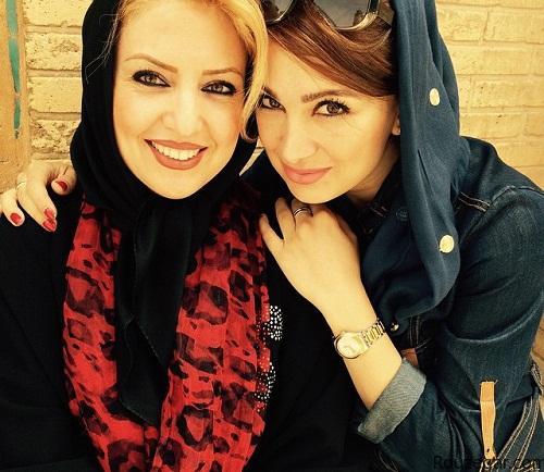 مهشید حبیبی بیوگرافی + مهشید حبیبی و همسرش مجید یاسر
