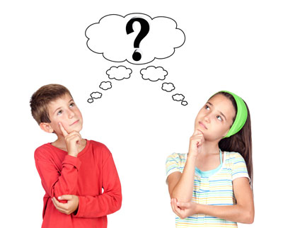 به سوالات جنسی کودکان درست پاسخ دهید!