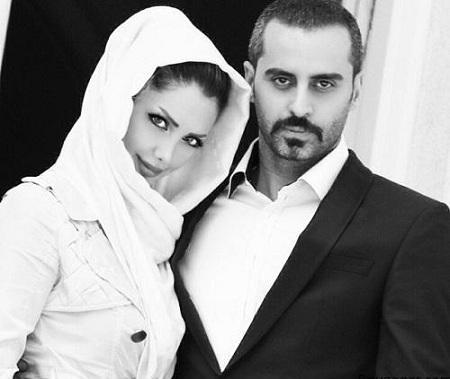 بیوگرافی علیرام نورایی + عکس علیرام نورایی و همسرش