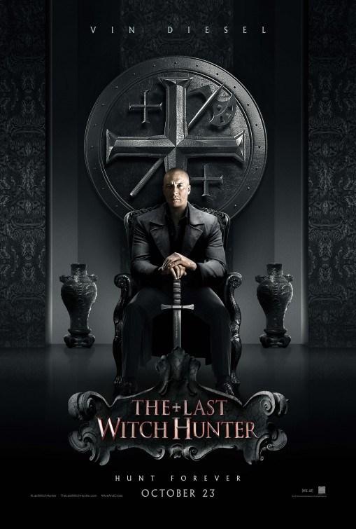 دانلود فیلام جدید خارجی The Last Witch Hunter 2015 با لینک مستقیم