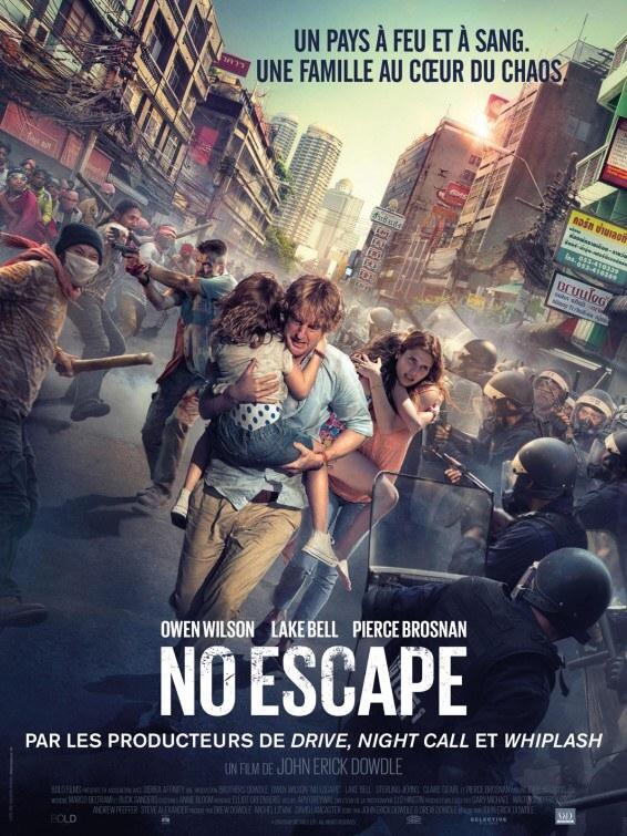 دانلود فیلم جدید خارجی No Escape 2015