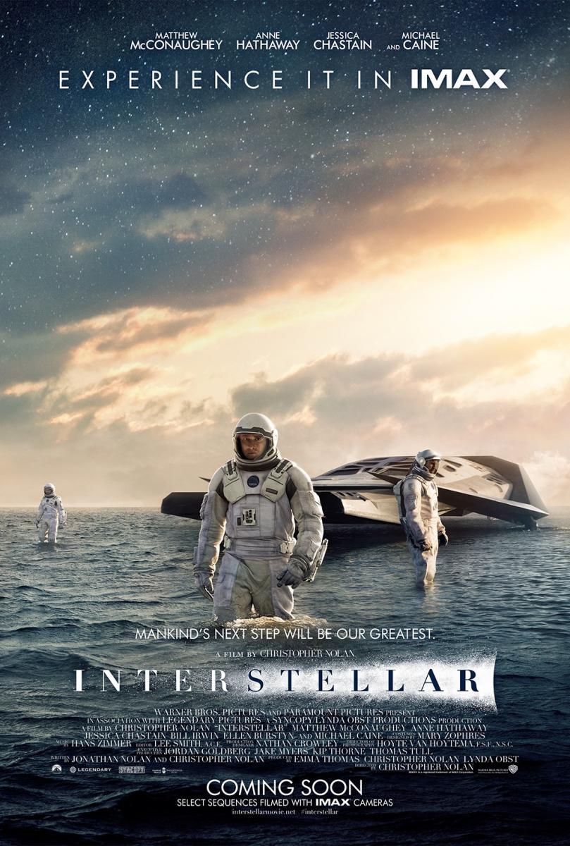دانلود دوبله فارسی فیلم درمیان ستارگان Interstellar 2014