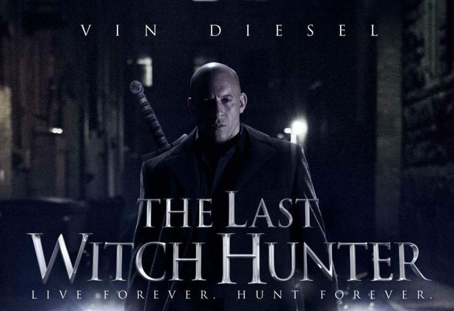 دانلود فیلم آخرین شکارچی جادوگر The Last Witch Hunter 2015