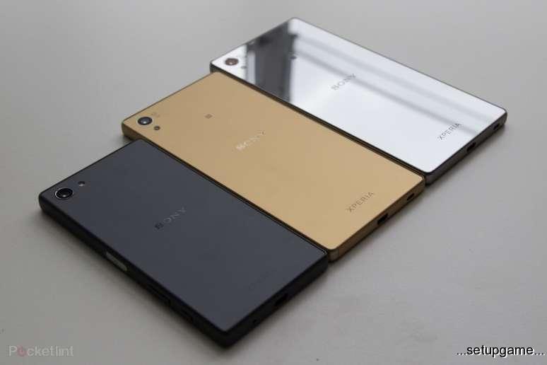 عمر باتری گوشی های سری اکسپریا زد 5 با بروزرسانی اندروید 6 افزایش می یابد