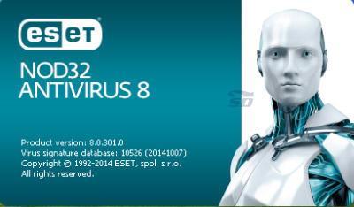 آنتی ویروس نود 32 - ESET NOD32 Antivirus 8