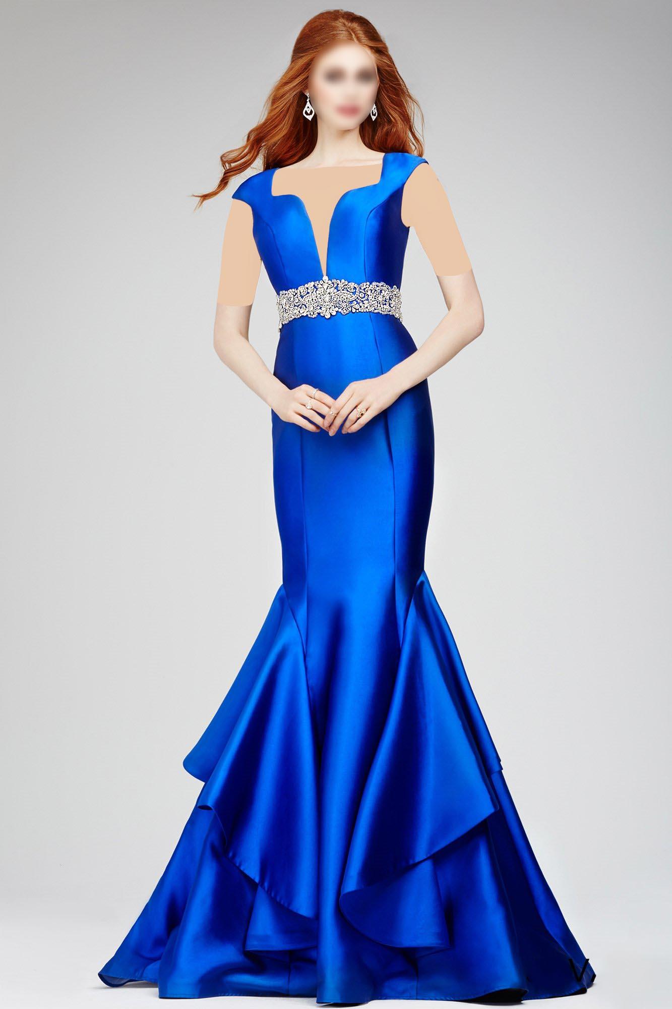 مدل های لباس شب جديد زنانه  2016
