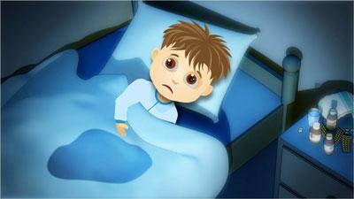 چگونه شب ادراری کودکان را درمان کنیم؟