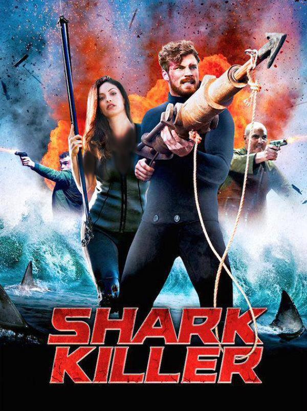 دانلود فیلم Shark Killer 2015