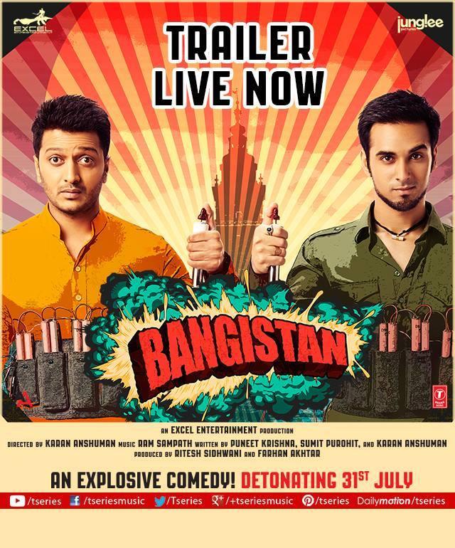دانلود فیلم Bangistan 2015