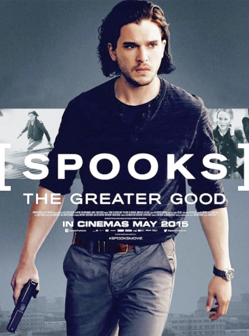 دانلود فیلم Spooks: The Greater Good 2015
