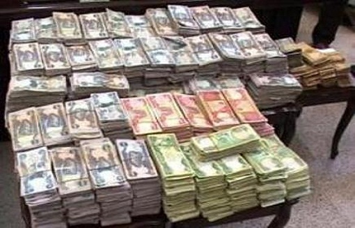 15 میلیون دینار عراقی در پیرانشهر کشف و ضبط شد