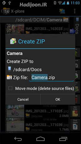دانلود X-plore File Manager 3.70.02 فایل منیجر قدرتمند اندروید