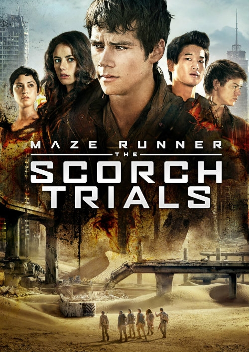 دانلود فیلم Maze Runner The Scorch Trials 2015 HDrip 720p