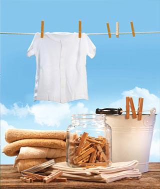 لباسهای نو و تمیز هم میتوانند بیماریزا باشند!