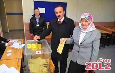 نامزد انتخاباتی که همسرش به او رای نداد