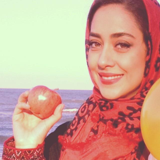 عکس های جدید و شخصی بهاره کیان افشار