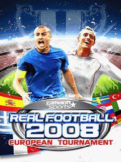 دانلود بازی Real Football 2008 برای سیمباین s60v2