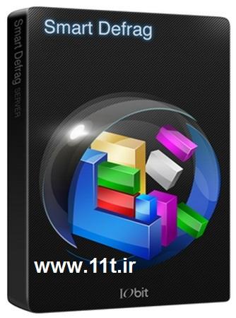 دانلود نرم افزار یکپارچه سازی هارد IObit Smart Defrag 4.0.2.698