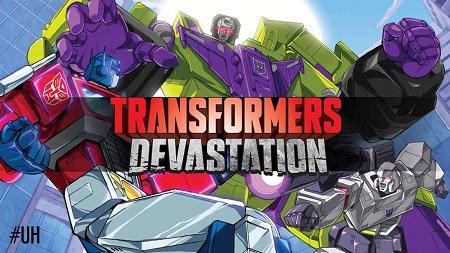 دانلود نسخه فشرده بازی Transformers Devastation برای PC