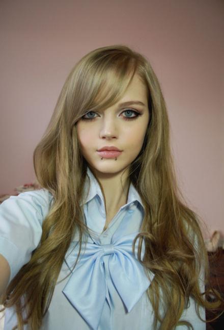 عکس های زیباترین دختر 16ساله و باربری جهانpicone.ir